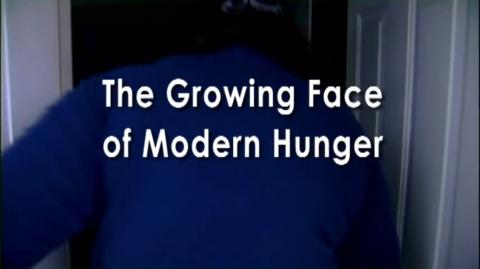Modern Hunger In America